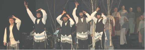 Fiddler On The Roof It S All About Tradition