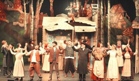 The lantsmen of ANATEVKA