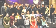 cast & crew of Mac's SPRING AWAKENING