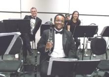 NAO's clarinetist - Yusuf Afendi