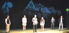 Theseus & company introducing Midsummer Night's plot