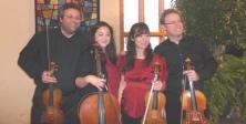 the Quartet Atlantik musicians