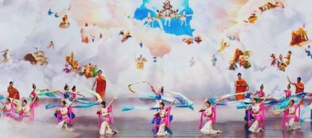 SHEN YUN's interpretation of the 'Descent of the Deities'