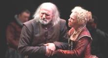 Feore (Lear) & Repo-Martell (Regan) empathizing