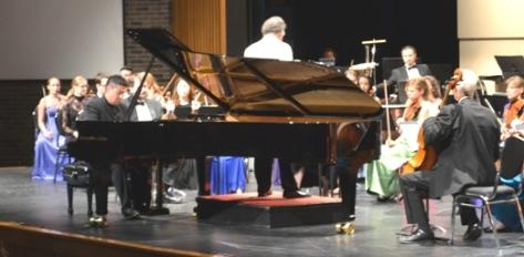 PARKER, interpreting Rachmaninoff