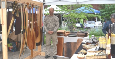 Hamilton's RED HILL woodworkers
