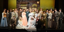 The Yonkers citizens of HELLO, DOLLY