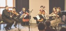 Berick,Koczo,Mercer,Desoer,Boyle & Rudolph, performing Dvorak