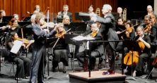 Cerovsek & Kuchar performing the Glazunov concerto