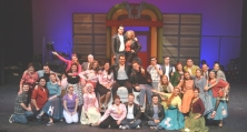 The student body of Rydell High School...the GREASE cast