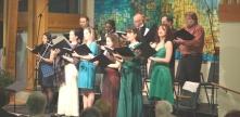 the WINDMILL Choristers
