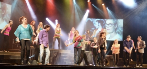 "The contagious energy of Ancaster's ""ONE HIT WONDERS"""