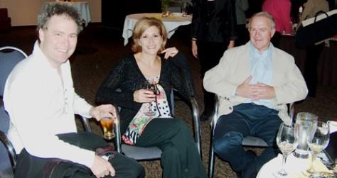 Sommerville with Natalie Choquette & Alex Baran, circa '08