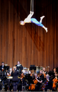 A high-flying Vitalii Buza