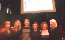 The HAMMER BAROQUE singers