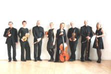 the TAFELMUSIK Baroque orchestra members