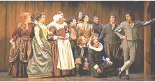 "Cast members of ""SHAKESPEARE in LOVE"""