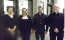 Musikay's soloists: -Enns; McCormack; Gough & Ball