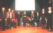 the nonet (9-member) team of HAMMER BAROQUE