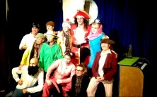 Aladdin's assorted friends & foes