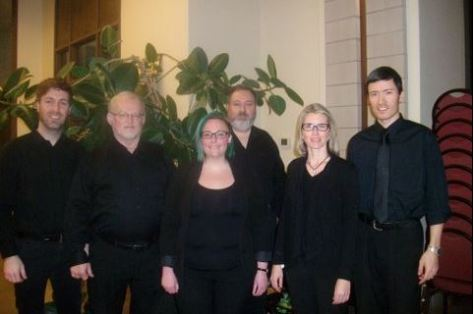 Oakes; Ball; McCormack; Potvin; Stachow & Taylor; post-concert